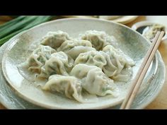 Pork and Chive Dumplings – 猪肉韭菜饺子 – The MeatMen – Your Local Cooking Channel
