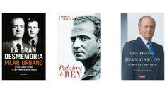 El Rey de España abdica... Los 3 mejores libros (ebooks) sobre el Rey Juan Carlos