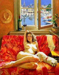 Window's Breeze, 2015 Artur Muharremi (Albanian b. 1958)