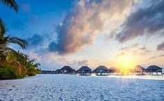 10 destinos de praia: Ilhas Maldivas