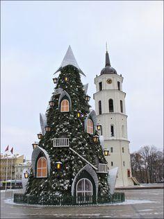 Vilnius. Christmas