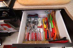 ♥ Airstream Travel Trailer Cutlery Drawer ♥