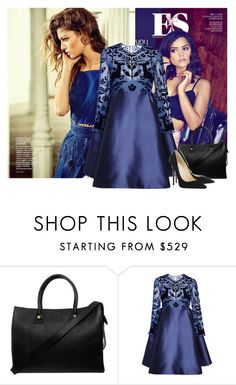 """""""1"""" by dzemila-c ❤ liked on Polyvore featuring Coleman, Paul & Joe, Honor and Jimmy Choo"""