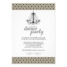 9 best southern invitations images dinner invitation template