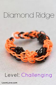 How to Make a Diamond Ridge