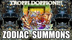 Brave Frontier RPG Ep.103 - Virgo/Taurus/Cancer - Last Zodiac Summon [Do...