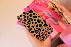 Kitty animal print~
