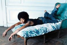 Naomi Campbell photographed by Corinne Day for Vogue UK August 2002 #inspiration #blog #blogger #tumblr #fashion #style #models #photography #vogue http://www.midnight-charm.com/