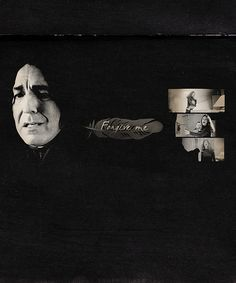 Forgive me. Snape and Lily