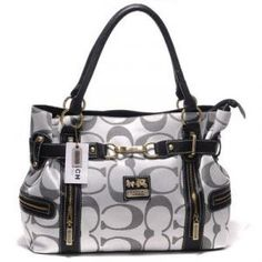 Love coach purses! I have this one in blue