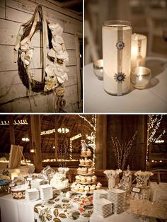 Used rustic wedding decorations for sale rustic wedding rustic wedding decor for sale wedding and bridal inspiration junglespirit Choice Image