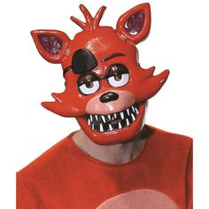 Up Costumes, Halloween Costumes For Teens, Halloween Masks, Halloween Party, Foxy Costume, Freddy Costume, Spooky Games, Scary Games, Fnaf