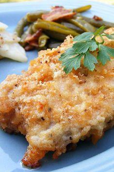 Easy Pork Chop Recipes, Pork Recipes, Chicken Recipes, Cooking Recipes, Chops Recipe, Pork Dishes, Pork Chops, Favorite Recipes, Pork