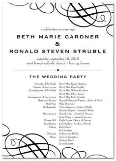 Chevron Wedding Program Pinterest Programs Programming And Weddings