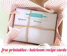 recipe card - Pesquisa Google