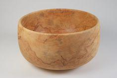 edwards smith; large maple bowl