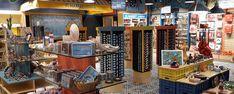 La Cadena de Supermercados El Market Colombia incorpora en la implantación de sus tiendas es España el azulejo pintado a mano y personalizado.   Arteluxcotnract.com   #diseñointerior #tile #azulejo #diseñocomercial #market #supermarket #supermercados #hipermercados