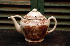 Monumental Tea Pot