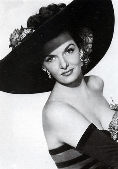 "Jane Russell, ""Son of Paleface"", 1952"