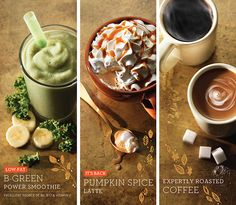 Panera Autumn: Gather the Goodness on Behance