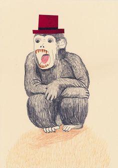 Mono. Leire Salaberria.