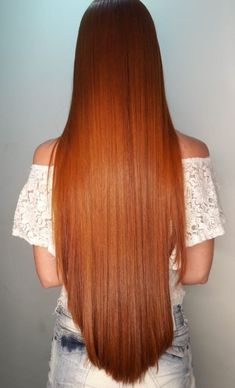 Very long red hair. Coloring and styling hair inspiration. Really Long Hair, Long Red Hair, Super Long Hair, Natural Red Hair, Red Hair Woman, Beautiful Red Hair, Rapunzel Hair, Henna Hair, Red Hair Color