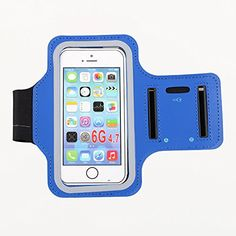Zamgee Sports Multifunctional Pockets Running Armband For Iphone5, Iphone6, Samsung galaxy s4/ S4 Mini, and Note 2 (Blue). MULTI FUNCTIONAL: a little pocket is attached to it, allowing you put your coins, earphone pods or your keys into the armband case. LIGHT: this case is light weight, durable, and breathable. CONVINENT: Doing sports with this case you will never worry you about missing messages or phone calls when you are running, jogging, biking and so forth. TRANSPARENT: The…