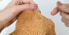 Kağıt İp Şapka Yapımı | Asya İle Her Şey Straw Bag, Crochet Hats, Bags, Knitting Hats, Handbags, Bag, Totes, Hand Bags