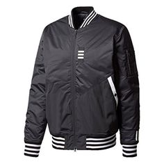 Mens Flight Jacket, Types Of Jackets, Outdoor Wear, Lightweight Jacket, Windbreaker Jacket, Adidas Men, Adidas Jacket, Fashion Forward, Motorcycle Jacket