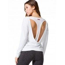 Slouch Back Sweatshirt