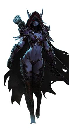 World of Warcraft, Lady Sylvanas