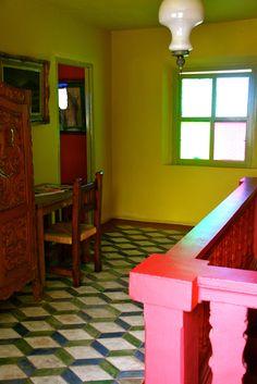 mexican colorful interiors - Szukaj w Google