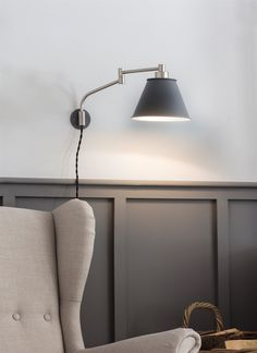 The Westport Wall Light offers perfectly lighting in every direction