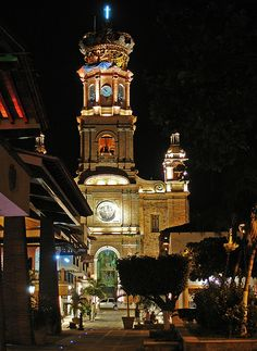 Our Lady of Guadalupe Church-Puerta Vallarta