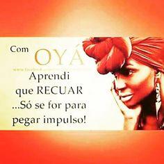 #Umbanda #Oya  Oiá, Oiá olha a matamba Olha seus filhos Iansã aqui na banda Um banho de ervas de Iansã eu vou tomar De joelhos eu imploro minha deusa bela Oiá Os meus caminhos...