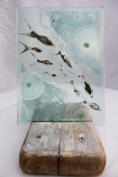 Reserved for Rebecca Paradis: Shoal of Silver por KateOsmanGlass