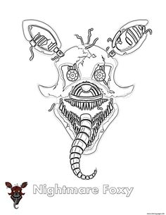 Five Nights At Freddy's Coloring Pages Foxy Funtime Foxy Coloring Pages. Five Nights At Freddy's Coloring Pages Foxy Lovely Design Ideas Five Nights O. Minion Coloring Pages, Spring Coloring Pages, Thanksgiving Coloring Pages, Dinosaur Coloring Pages, Easy Coloring Pages, Coloring Pages For Girls, Animal Coloring Pages, Coloring Pages To Print, Printable Coloring Pages