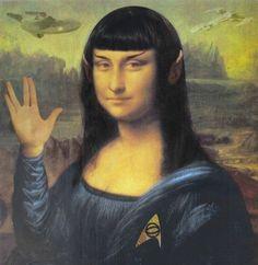 Vulcan Mona Lisa