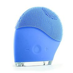 Facial Brush Facial Cleansing and Face Massager Sonic Silicone Electric Waterproof Cleansing Brush With Any Face Cleanser(blue) -- Continue to the product at the image link. (This is an affiliate link and I receive a commission for the sales) Mens Diamond Wedding Bands, Beauty Brushes, Facial Cleansing Brush, Face Cleanser, Makeup Remover, Brush Set, Electric, Multifunctional, Blue