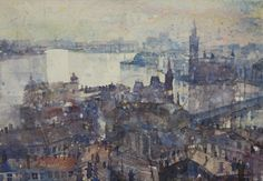 Картинки по запросу stockholm aquarell