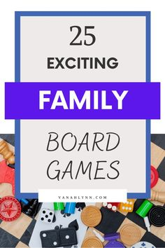 Wanting to spend an afternoon of quality time with your kids? Then you need a family game night! Check out our list of family game night ideas that are sure to entertain the whole family! We have some classic choices and some newer games for your family to try out. Try out our best family games with kids ideas. Christmas Activities For Toddlers, Indoor Activities For Kids, Spring Activities, Best Family Board Games, Fun Board Games, Family Games, Bonding Activities, Drawing Activities, Family Activities