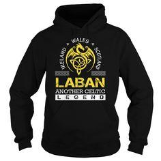 LABAN Legend - LABAN Last Name, Surname T-Shirt