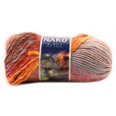 NobleKnits.com - Nako Artist Yarn, $8.99 (http://www.nobleknits.com/nako-artist-yarn/?utm_source=NobleKnits Yarn Shop