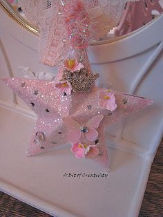 Crowning Star Ornament