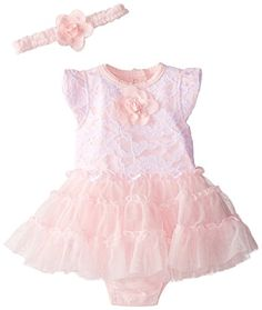 Little Me Baby-Girls Newborn Lace Rosette Tutu Popover Dress and Headband, Pink, 12 Months Little Me http://www.amazon.com/dp/B00O8RRML6/ref=cm_sw_r_pi_dp_oGqBvb0J28YV2