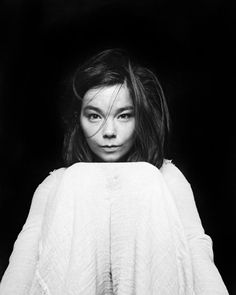 Björk Black And White Portraits, Favorite Person, Rankin Photography, Portrait Photography, Netflix, Punk, Trip Hop, Bjork, Album