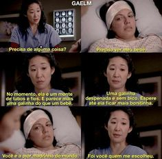Cristina Yang, Series Movies, Movies And Tv Shows, Sara Ramirez, Greys Anatomy Memes, Grays Anatomy, Medicine Student, Grey Quotes, Meredith Grey