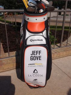 Very proud to be involved with Jeff Gove and the upcoming PGA Tour event HP Byron Nelson Championship live.  JEFF GOVE AT THE PGA TOUR EVENT 2013 HP BYRON NELSON CHAMPIONSHIP SPORTING OUR LOGO!  #ByronNelson #CarlPettersson #Golf #ByronNelson #Championship #JeffGove #PGATour #2013