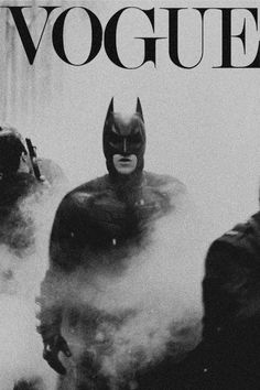 vogue batman cover