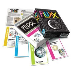 Amazon.com: Fluxx 5.0 Card Game: Toys & Games
